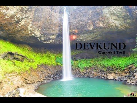 Devkund Waterfall | Tamhini Ghat | Trek | Waterfalls | Sjcam5x | Pune | Maharashtra