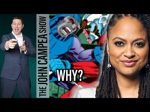 Why Did WB Hire DuVernay For New Gods After Wrinkle Flop? - The John Campea Show