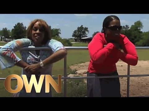 16: Oprah and Gayle Get Their Flirt On  TV Guide's Top 25  Oprah Winfrey Network