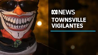 Vigilantes chasing stolen cars, patrolling streets, as youth crime rises in Townsville   ABC News