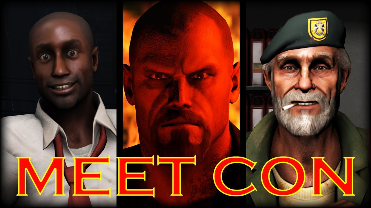 How did the characters of Lfd1 Meet :: Left 4 Dead 2 General