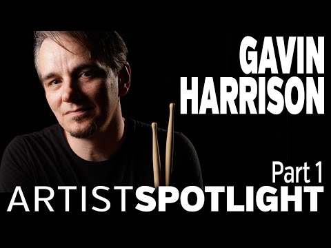 Vic Firth Presents: Interview with Gavin Harrison, part 1