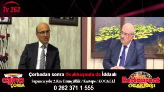 TV 262 - AÇIK KAPI ( ALTINOVA BELEDİYE BAŞKANI DR. METİN ORAL)