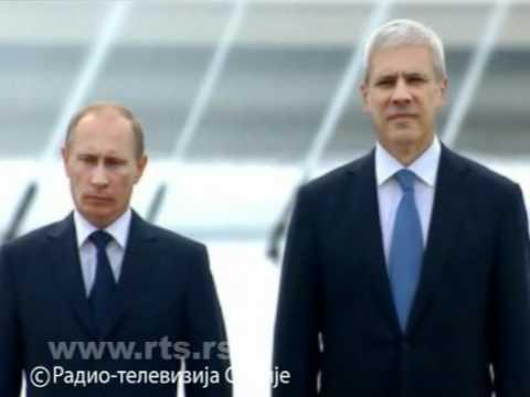 Download Putin doputovao u Beograd, u pratnji migova