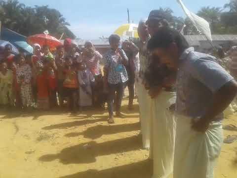 Perayaan hut ri ke 73 di kampong batu napal