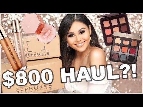 $800 SEPHORA VIB SALE HAUL 2018 | Roxette Arisa