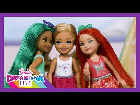 Rainbow Cove Games | Dreamtopia LIVE | Barbie