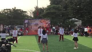 Vũ điệu đường cong - lớp 9B Lê Ngọc Hân