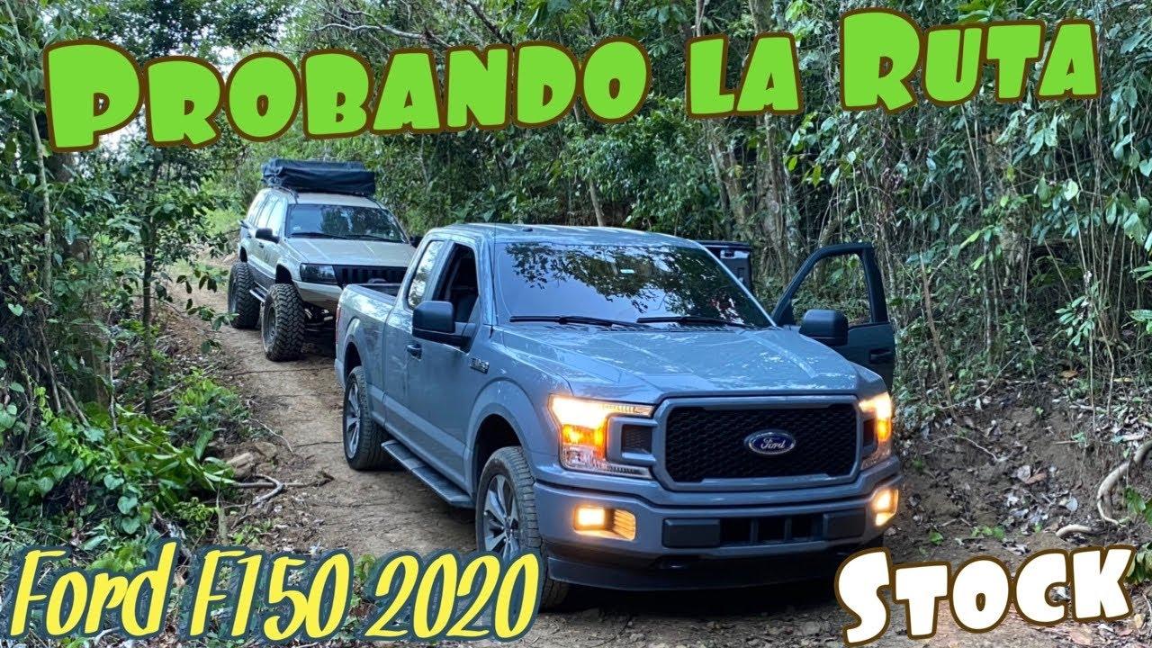 Corriendo la Ruta Familiar en una Ford F150 2020 by Waldys Off Road