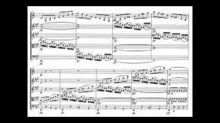 Mozart clarinet quintet K. 581 in A major [1/4] Allegro