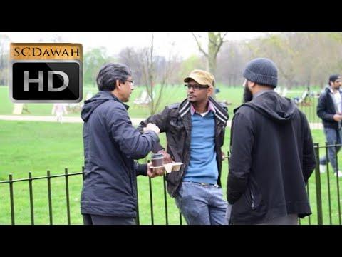 Purpose Of Life! Shabir Yusuf vs Christian l Speakers Corner l Hyde Park