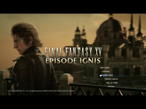 Final Fantasy XV Episode Ignig