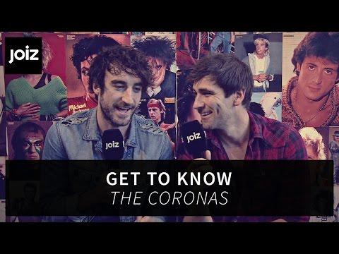 GET TO KNOW: The Coronas aus Dublin, Irland