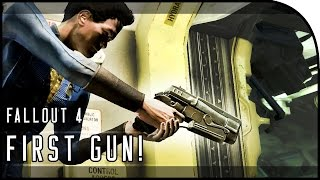 "Fallout 4 Gameplay Walkthrough Part 1 – ""VAULT 111 , OUR FIRST GUN , THE KIDNAPPING , PIP-BOY!"""