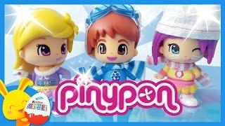 Pinypon au ski - Vacances aux sports d'Hiver - Jouet pour enfants - Titounis