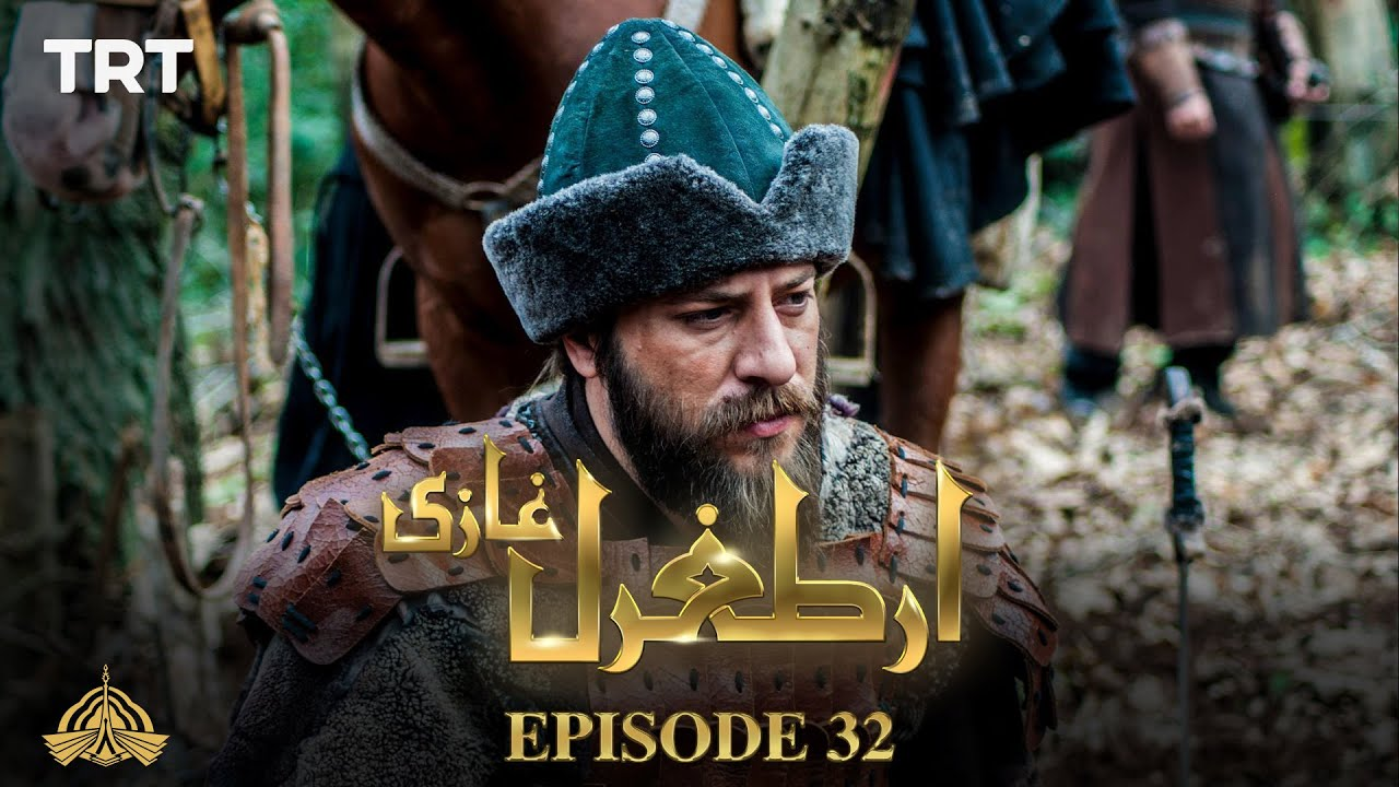 Ertugrul Ghazi Urdu | Episode 32 | Season 1