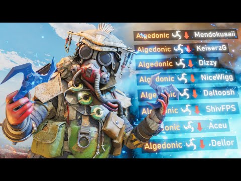 1 ARC STAR= 8 KILLS! *RECORD* | Best Apex Legends Funny Moments and Gameplay - Ep.244