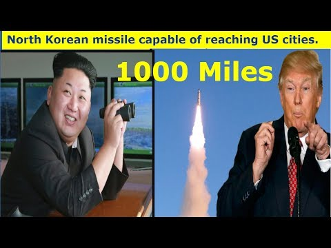 Breaking News:The US Will Test Blowing A North Korean Missile Out Of The Sky