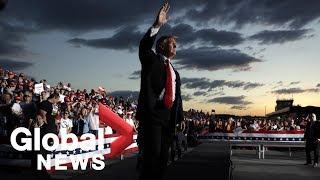 Trump MAGA Rally in Montoursville, PA