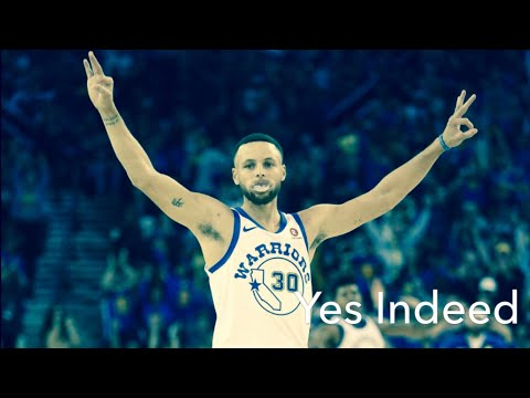 """Stephen Curry Mix """"Drake- Yes Indeed"""" ft. Lil Baby"""