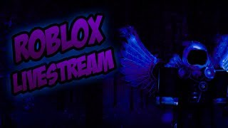 Back To Back Livestream - Roblox (Playing Alone in a Dark House and Assassin)