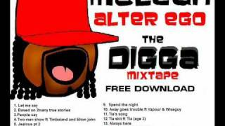 Digga/Mclean Mixtape 4: two man show ft Timbaland and Elton John