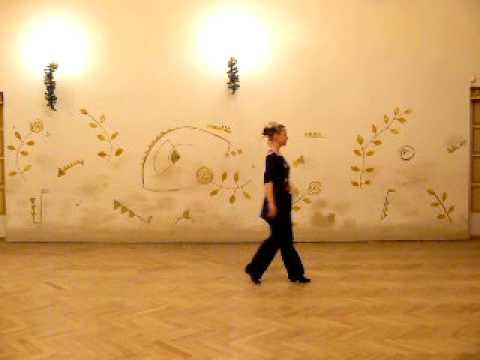 Stroll Along Cha Cha line dance
