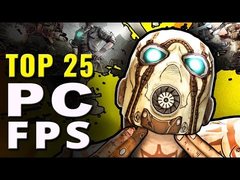 Top 25 Best PC FPS Games | First-Person Shooters