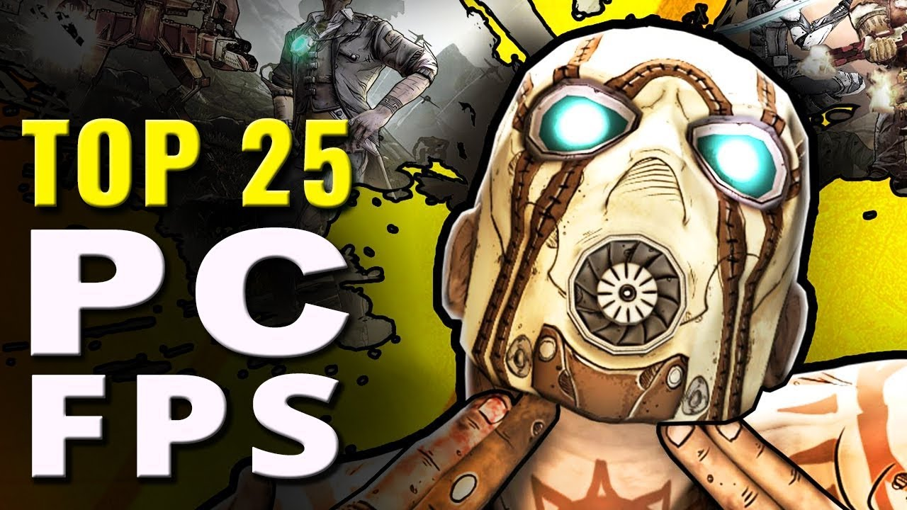 Download Top 25 Best PC FPS Games | First-Person Shooters