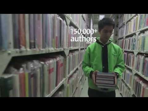 Springer Book Archives - how it's made