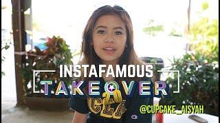 Instafamous Takeover 2.0 | Cupcake Aisyah Cuci Kandang Kambing 💩