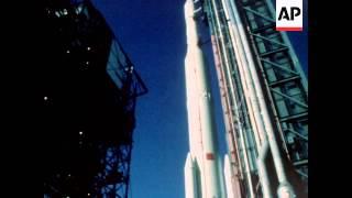 Delta 66 Start mit Intelsat III F-3 (1969)