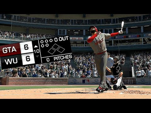 I CAN'T BELIEVE HOW CLUTCH HE IS!! MLB The Show 17 Diamond Dynasty