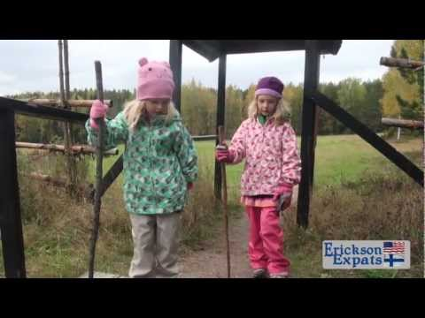 Ruska in Finland - Kattila Nuuksio National Park & Mushroom Hunting
