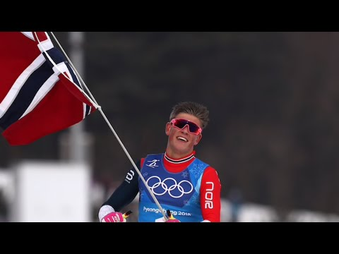 Johannes Høsflot Klæbo is listed (or ranked) 8 on the list The All-Around Best Athletes of 2019