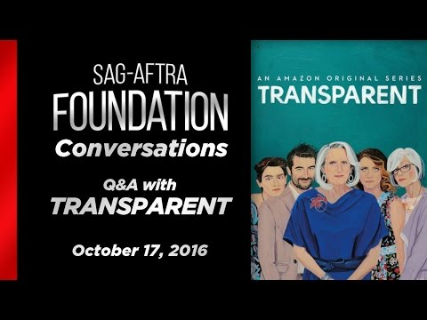 Conversations with Judith Light of TRANSPARENT