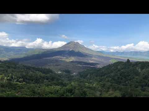 Kintamani view point