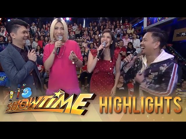 It's Showtime: Tyang Amy and Anne talk about their plans on the upcoming 'Magpasikat 2019'