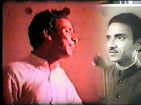 Hemu Gadhvi - The only available video of the legendary singer made by Hemu Gadhvi parivar.