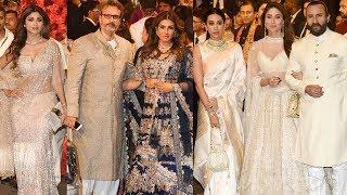Celebrity At Isha Ambani Wedding Full Video - Bollywood B Town News