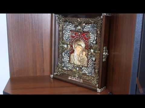 Икона Божия Матерь Казанская