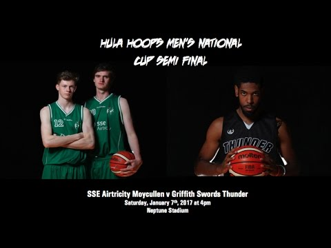 SSE Airtricity Moycullen v Griffith Swords Thunder