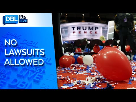 Republican Convention Attendees to Sign Waiver Over Coronavirus from YouTube · Duration:  3 minutes 26 seconds