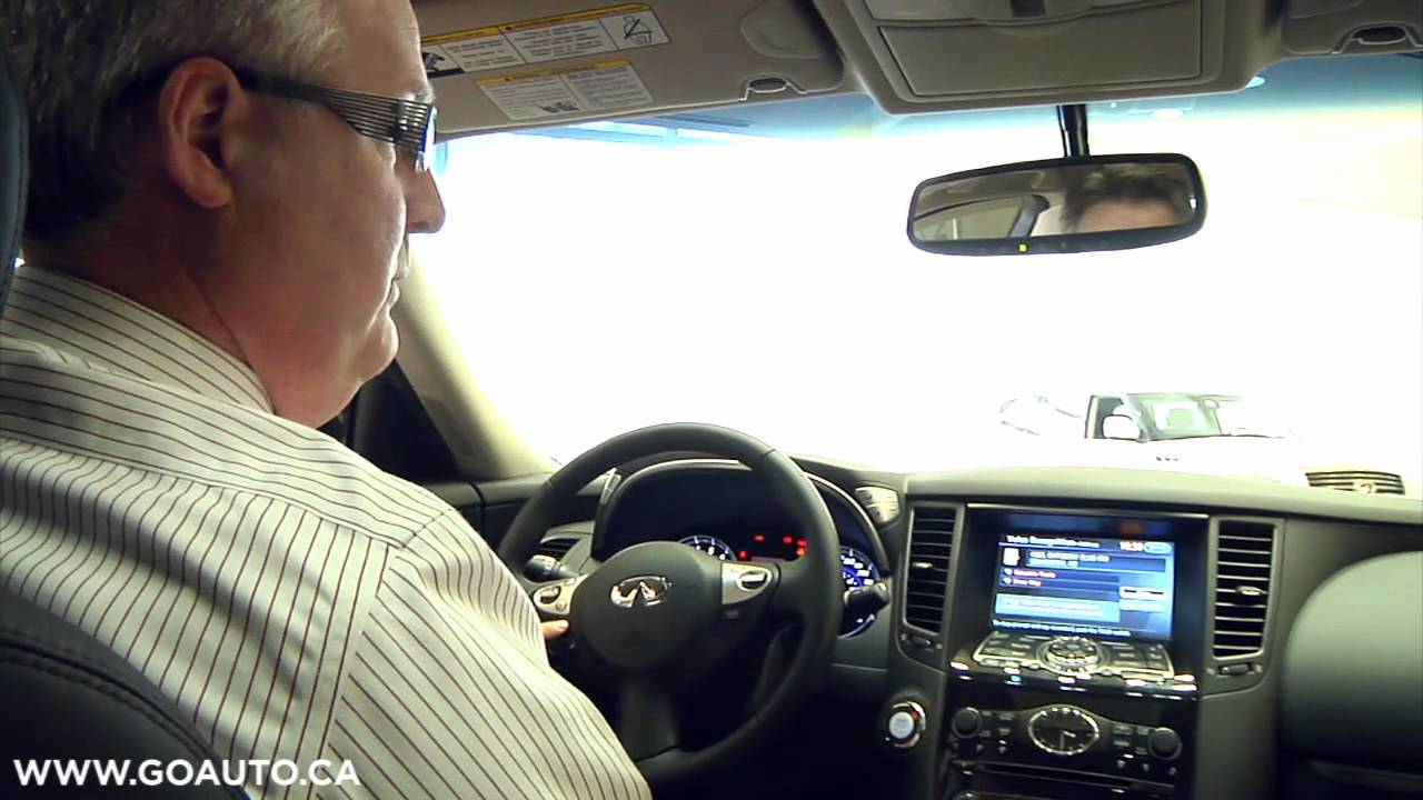 Infiniti Remote Setup Navigation In An Voice Control Auto Tips From Goautoca