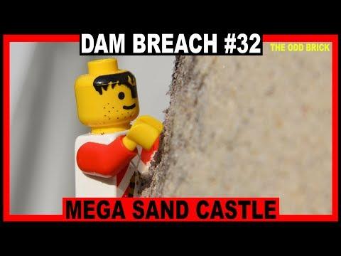 LEGO Dam Breach #32