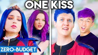 DESCENDANTS WITH ZERO BUDGET! (One Kiss PARODY)
