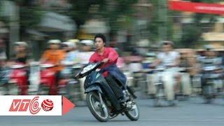 Chạy xe quá tốc độ 40%...lý do chính đáng | VTC