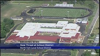 North Fork Local Schools receives another threat