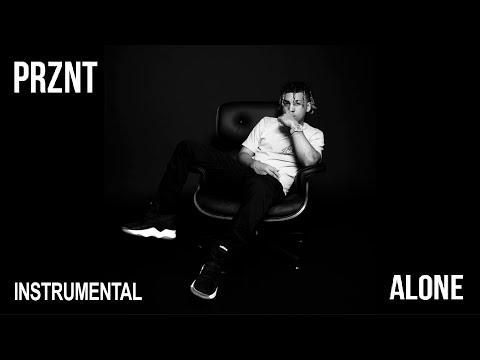 Prznt - Alone | Instrumental 🔥