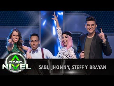 'Robarte un beso' - Steff R., Brayan O., Jhonny P. y Sabi - Fusiones   A otro Nivel